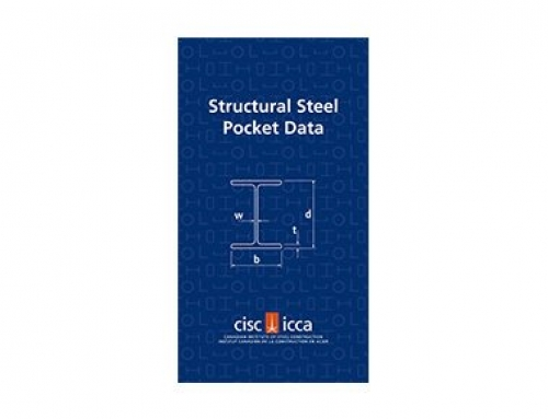 Structural Steel Pocket Data – 2017 Edition