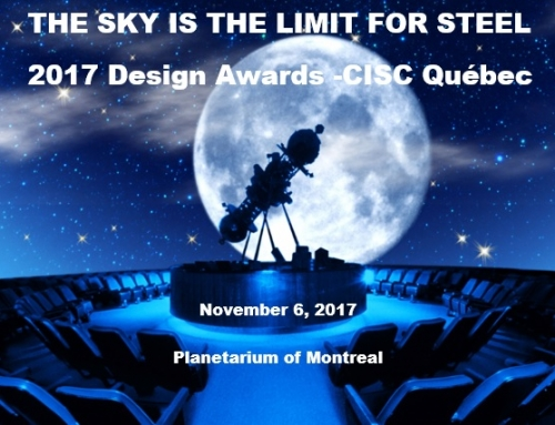"CISC Quebec Region receives a ""record"" number of submissions for the 2017 Quebec Design Awards."