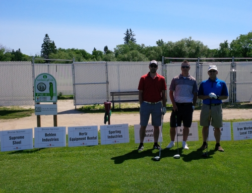 CISC Manitoba & NW Ontario hosts golf tournament on July 13