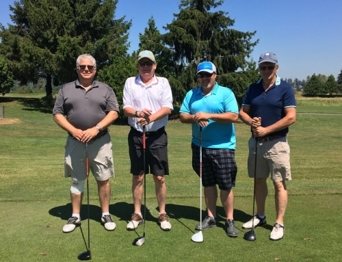 CISC BC Region tees off at  Annual Golf Day